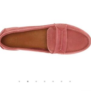 * NEW* FRYE Women's Sedona Seam Moc Moccasin
